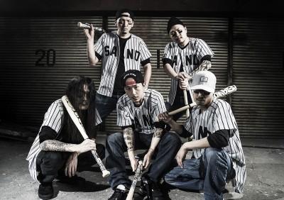 "SAND""Spit on authority Tour FINAL""大阪&東京、出演バンド・詳細発表!"
