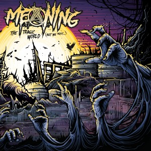 MEANING「The Tragic World(But We Must…) EP」RECORD STORE(送料無料)で受注開始