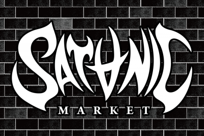 SATANIC MARKET×DICKIESのオフィシャルコラボがリリース!!!