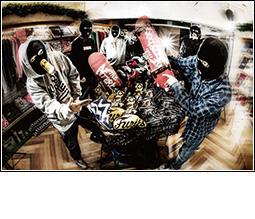 SAND 4thアルバムリリース&US TOUR 決定。アルバム先行MV最速公開