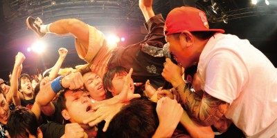 "SAND ""Ken Yokoyama Sentimental Trash Tour"" LIVE REPORT"