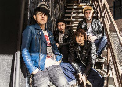 Ken Yokoyama、NAMBA69とのスプリットCD『Ken Yokoyama VS NAMBA69』2018年6月6日発売決定!全国6都市7公演レコ発ツアーも決定!