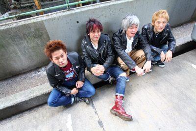 BURLのフルアルバム「JUST PUNK,GO!!」が8月1日リリース決定!