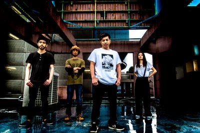 GARLICBOYSのラリー率いる「ROTTEN ORANGE」再始動後第二弾アーティスト『militarysniperpinfall』フルアルバムリリース決定!