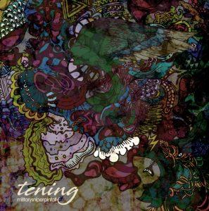 「ROTTEN ORANGE」再始動後第二弾アーティスト『militarysniperpinfall』8/1発売フルアルバム「tening」特設サイトオープン!