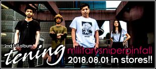 militarysniperpinfall / tening