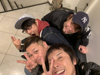 Ken Yokoyama『New Age Tour Ⅲ』オフィシャル定価リセールサービス実施のお知らせ