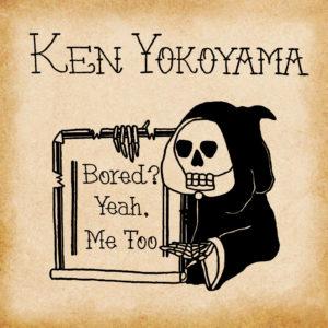 Ken Yokoyama『Bored? Yeah, Me Too』メディア情報まとめ!